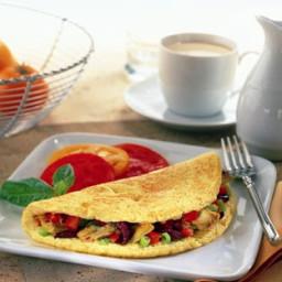 Artichoke Omelet