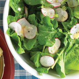Arugula and Radish Salad