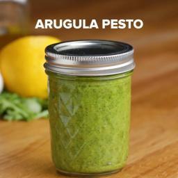 Arugula Pesto Recipe by Tasty