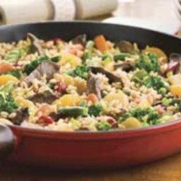Asian Beef & Vegetable Stir Fry
