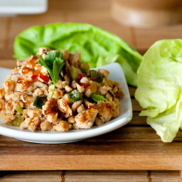 Asian Lettuce Wrap
