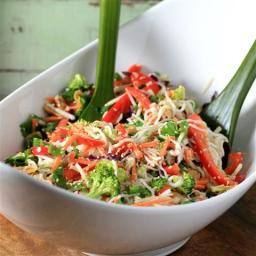 Asian Noodle Summertime Salad