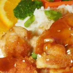 Asian Orange Chicken