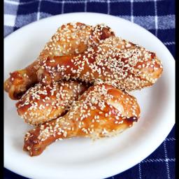Asian Sesame Drumsticks