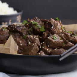 Asian Steak Bites