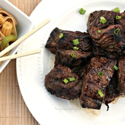 Asian Steak Tips