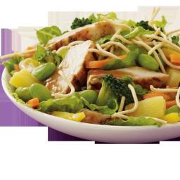 Asian-Style Chicken Salad to Freeze