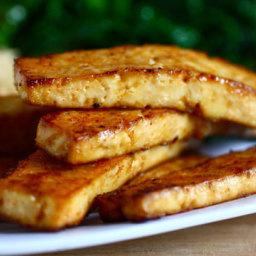 Asian Baked Tofu