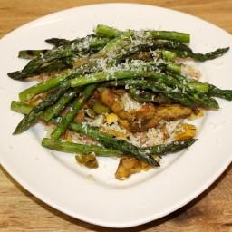 Asparagus Chicken