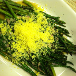 Asparagus with Vinaigrette Sauce