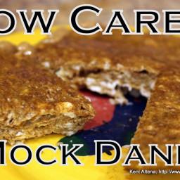 Atkins Diet Recipe: Low Carb Mock Danish (IF) **2014 Version**