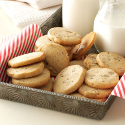 Aunt Ione's Icebox Cookies Recipe