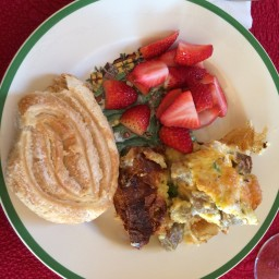 Aunt Lucy's Breakfast Special