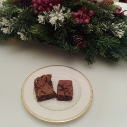 Aunt Mildred's Snicker Brownies