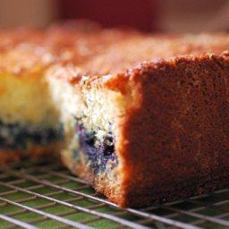 Aunt Peggy's Buttermilk Cake