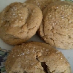 Auntie's Ginger Snaps
