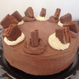 Australia Day Cake