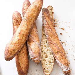 Authentic Baguettes at Home
