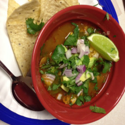 Authentic Mexican Posole