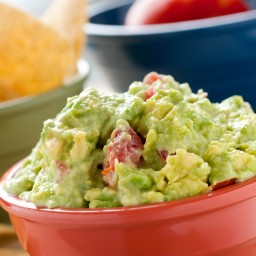 Authentic Spicy Guacamole