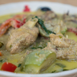 Authentic Thai Green Curry Recipe (แกงเขียวหวาน)