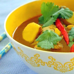 Authentic Thai Yellow Curry Paste