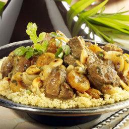 Authentic Moroccan lamb tagine recipe