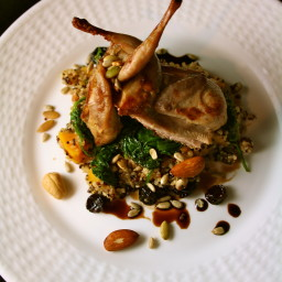 Autumn Harvest Quail
