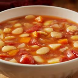 Autumn Lima Bean Stew