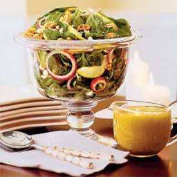 Autumn Salad With Maple-Cider Vinaigrette