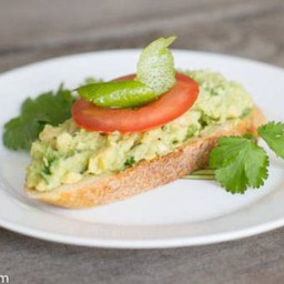 Avocado and Chickpea Salad SandwichesIngredients1 (15-ounce) can chickpeas1