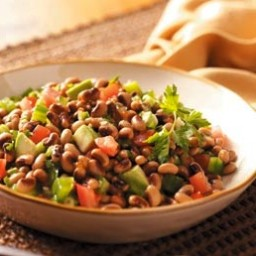 Avocado Black-Eyed Pea Salsa
