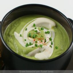 Avocado Lime Soup