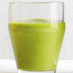Avocado-Spinach Smoothie
