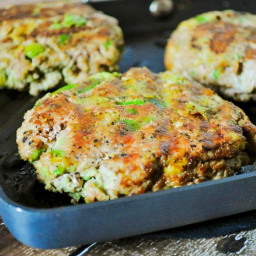 Avocado Turkey Burgers