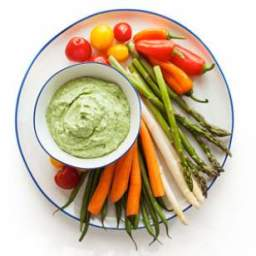Avocado-Yogurt Dip