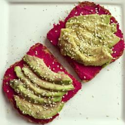 Avocado Toasties