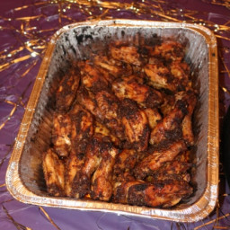 Awesome Cajun Chicken Wings