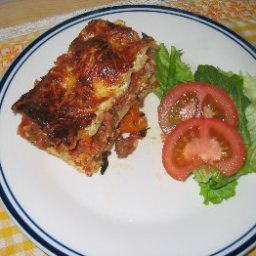 Teresa's Awesome Lasagna