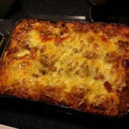 Awesome Lasagna (No-Boil, Easy)