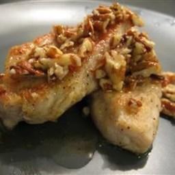 Awesome Honey Pecan Pork Chops