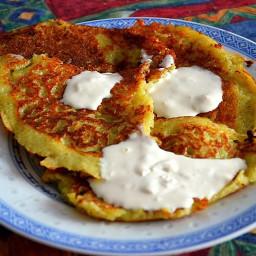 Awesome Potato Pancakes!