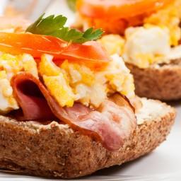 B.E.A.T. Sandwiches