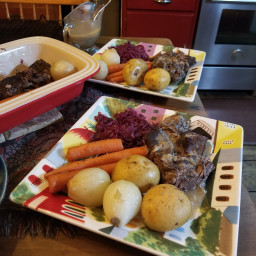 Constance Valentine's Spiced German Pot Roast