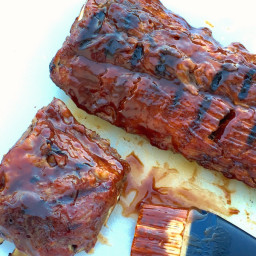 Baby Back Ribs - Oven Style