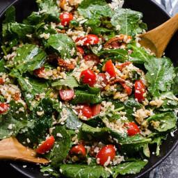 Baby Kale Salad Recipe