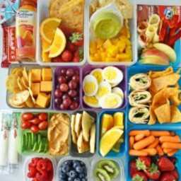 Back to School Kids Lunch Ideas