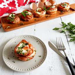 Bacon & Egg Muffin Cups Recipe- Feed Your Sole