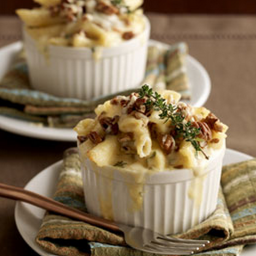 Bacon and Black Truffle Macaroni and Cheese