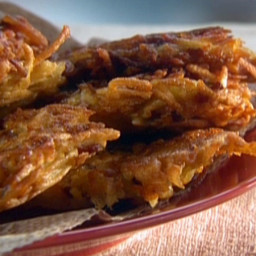 Bacon and Sage Potato Pancakes